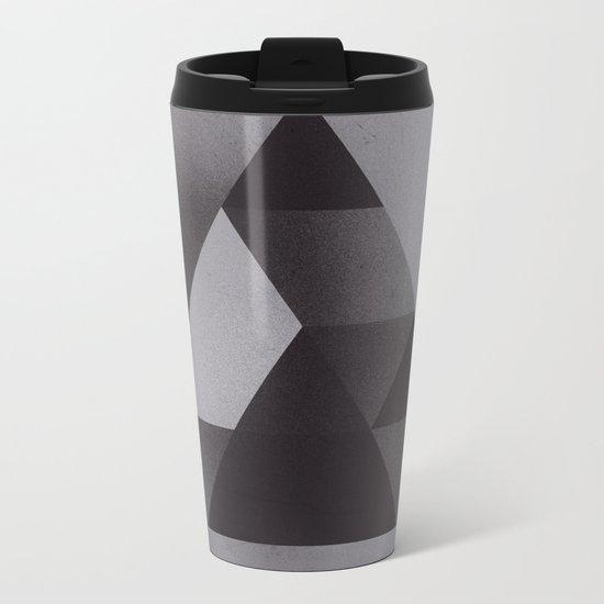 2try Metal Travel Mug