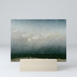 Caspar David Friedrich - The Monk by the Sea Mini Art Print