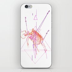 Never Promise Us Anything iPhone & iPod Skin
