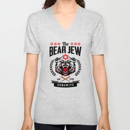 Inglourious Basterds - The Bear Jew Unisex V-Neck