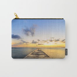 Golden Hour in Waikiki Carry-All Pouch