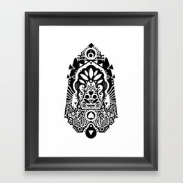 Krystal Framed Art Print