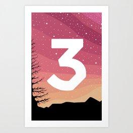 Acid 3 Art Print