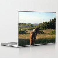 pony Laptop & iPad Skins featuring pony by catrinaevans