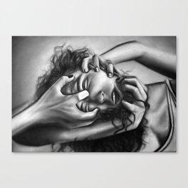 Ego death Canvas Print