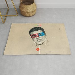 Superheroes SF Rug
