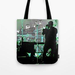 Big Sam (Trombone Man) Tote Bag