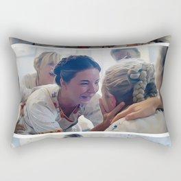 Midsommar - Movie Poster - Ari Aster Rectangular Pillow