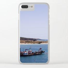 vila nova Clear iPhone Case