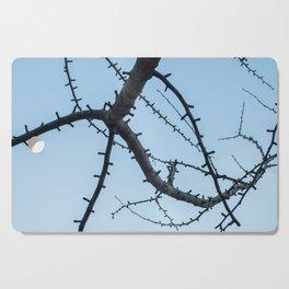 Beautiful Ginkgo Biloba branches Cutting Board