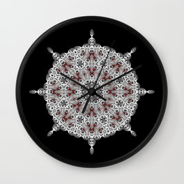 Evolution - Valhalla Wall Clock