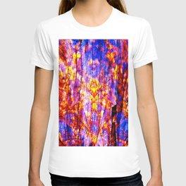 Ultra Violet Symphony of Spring T-shirt