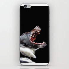 Bite The Hand That Feeds iPhone & iPod Skin