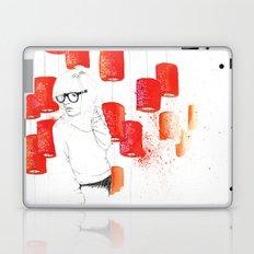 Solitudine Laptop & iPad Skin