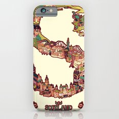 S is for Scotland iPhone 6s Slim Case