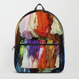 Gypsy Rags and Ruffles Backpack