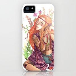 New Bohemia iPhone Case