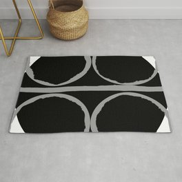 Circles in Perfect Harmony Rug