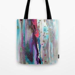 Drippy Waterworld Tote Bag