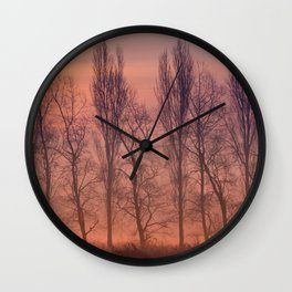 Beyond the Dawn Wall Clock