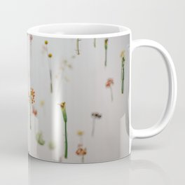 Floral Fish Tank Coffee Mug