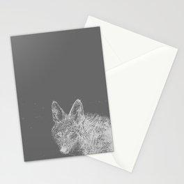 Aeon - Arctic Fox Stationery Cards