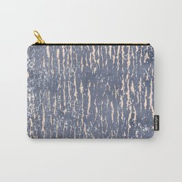 Just Indigo and Blush Carry-All Pouch