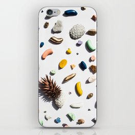 Fruit Party Pattern iPhone Skin