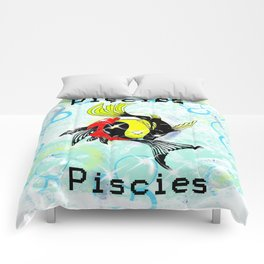 Pisces Astrology Sign Comforters