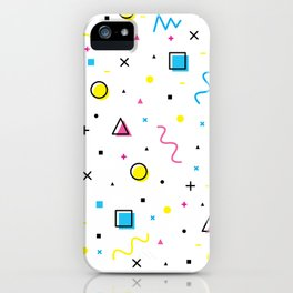 Shape of the 90s iPhone Case