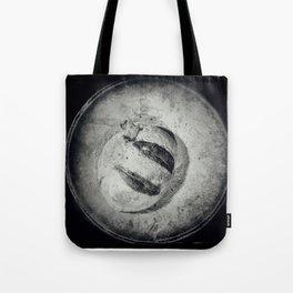 Bread and Circle Tote Bag