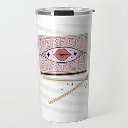 Perfect Match Travel Mug