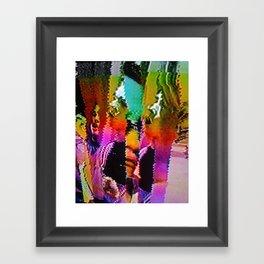 perma Framed Art Print