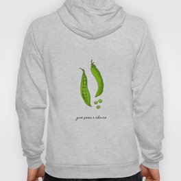 Give Peas A Chance Hoody
