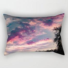 Evening Mystic Rectangular Pillow