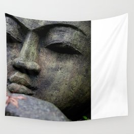 Buddha Love in Photography Wall Tapestry