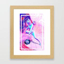 Hush World Framed Art Print