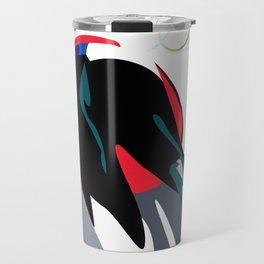Team USA Olympics 2018 Luge Travel Mug