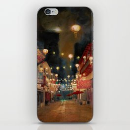 Lights on Chung King iPhone Skin