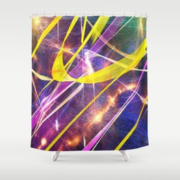 Spacetime Shower Curtain
