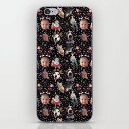 Squid Squad iPhone Skin
