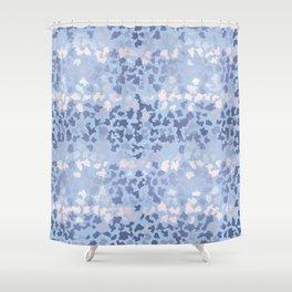 SAFARI LIGHT BLUE Shower Curtain
