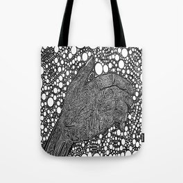 Grasping for Pearls Tote Bag