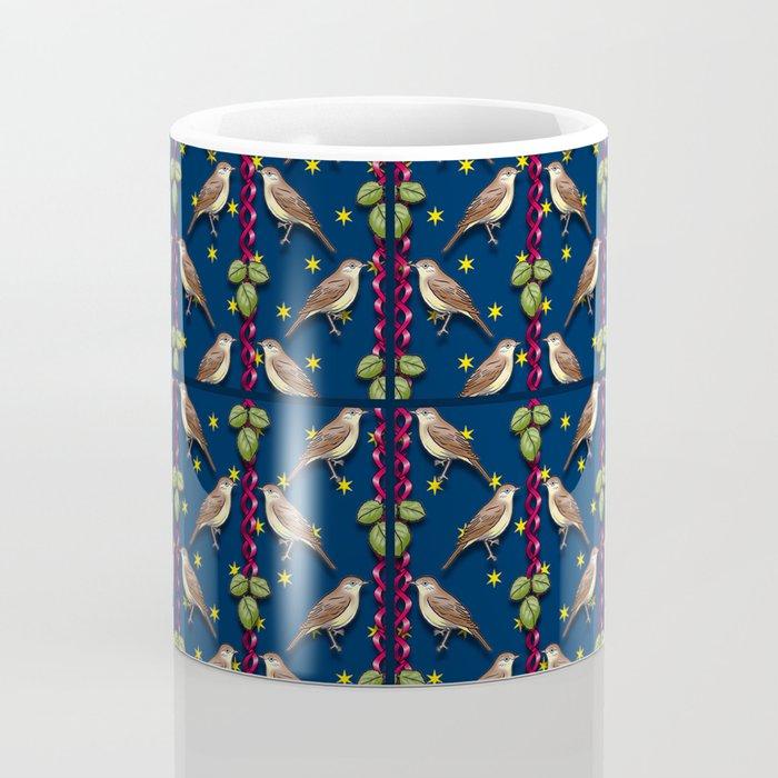 M birds Coffee Mug