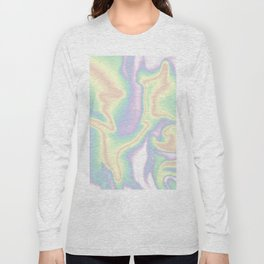 HOLOGRAPHIC DAYDREAM Long Sleeve T-shirt