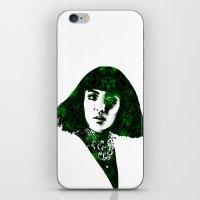 fringe iPhone & iPod Skins featuring fringe by fashionistheonlycure