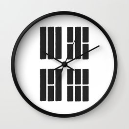 Kwae Wall Clock