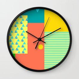 Home Figure Wall Clock