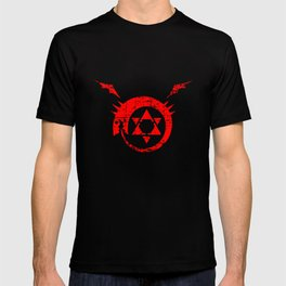 full metal alchemist T-shirt