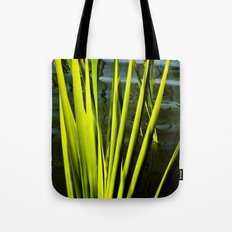 Water Reeds Tote Bag